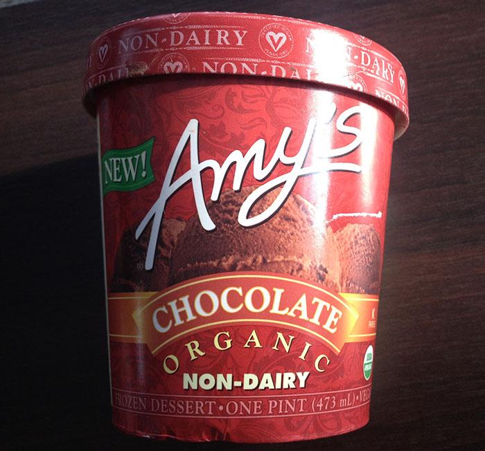Amy's Chocolate Non-Dairy Frozen Dessert