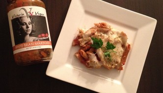 Victoria Vegan White Bean Marinara Sauce