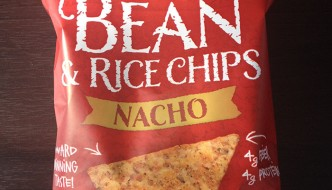 Beanfields Nacho Bean & Rice Chips (Vegan Doritos)