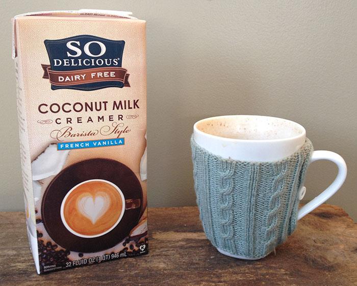 So Delicious Barista Style French Vanilla Coconut Milk Creamer
