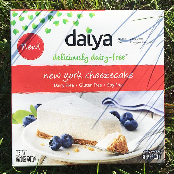 Daiya New York Style Cheesecake Review