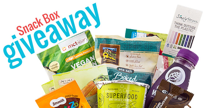 Vegan Cuts Snack Box Giveaway