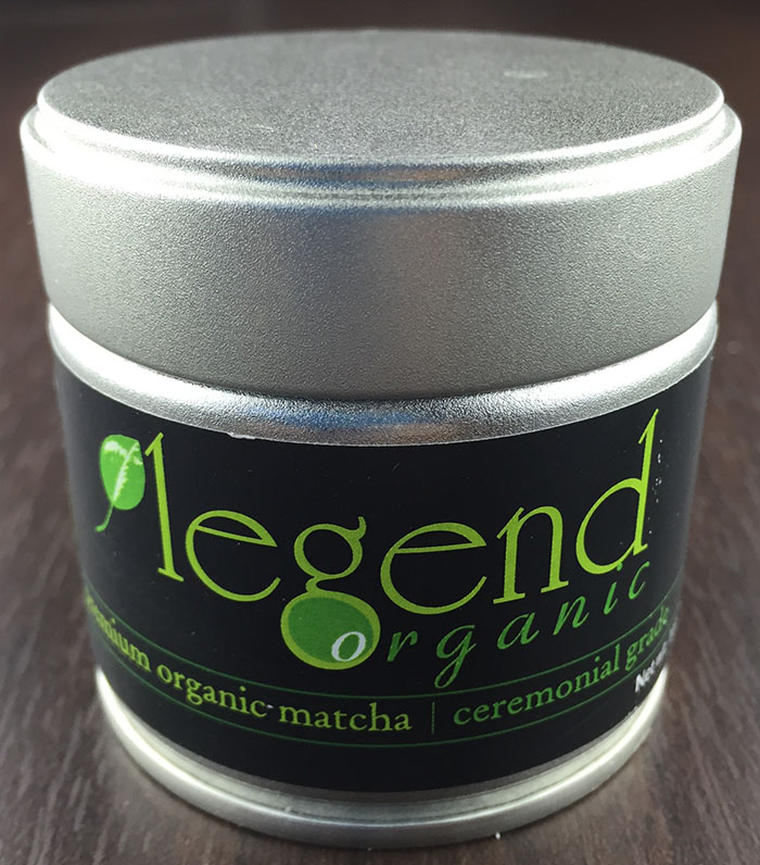 Legend Organic Premium Matcha Green Tea