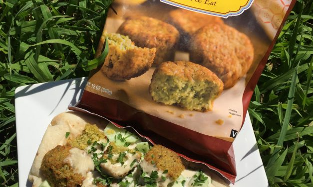 Trader Joe's Fully Cooked Falafel